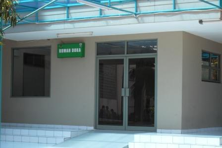 Gedung Mortuary